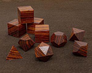 Rengas Tiger Polyhedral