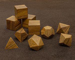 Teak Polyhedral