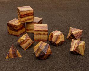 Tulipwood Polyhedral