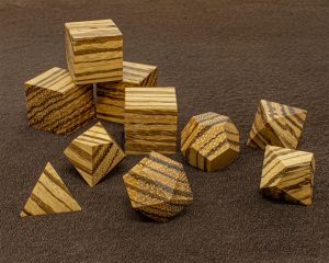 Zebrawood Polyhedral